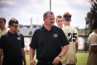 Chad Wiseman WMU Soccer