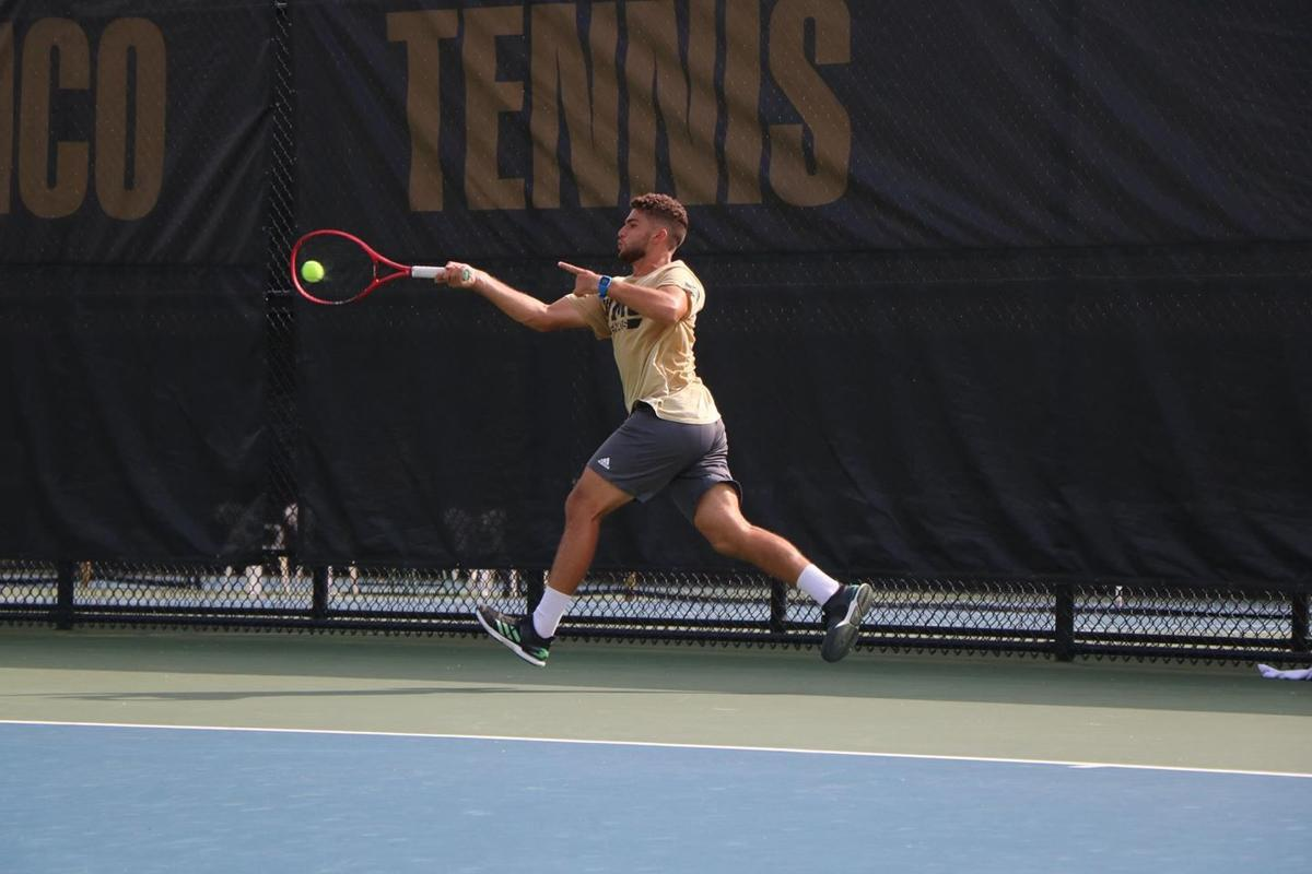 WMU mens tennis