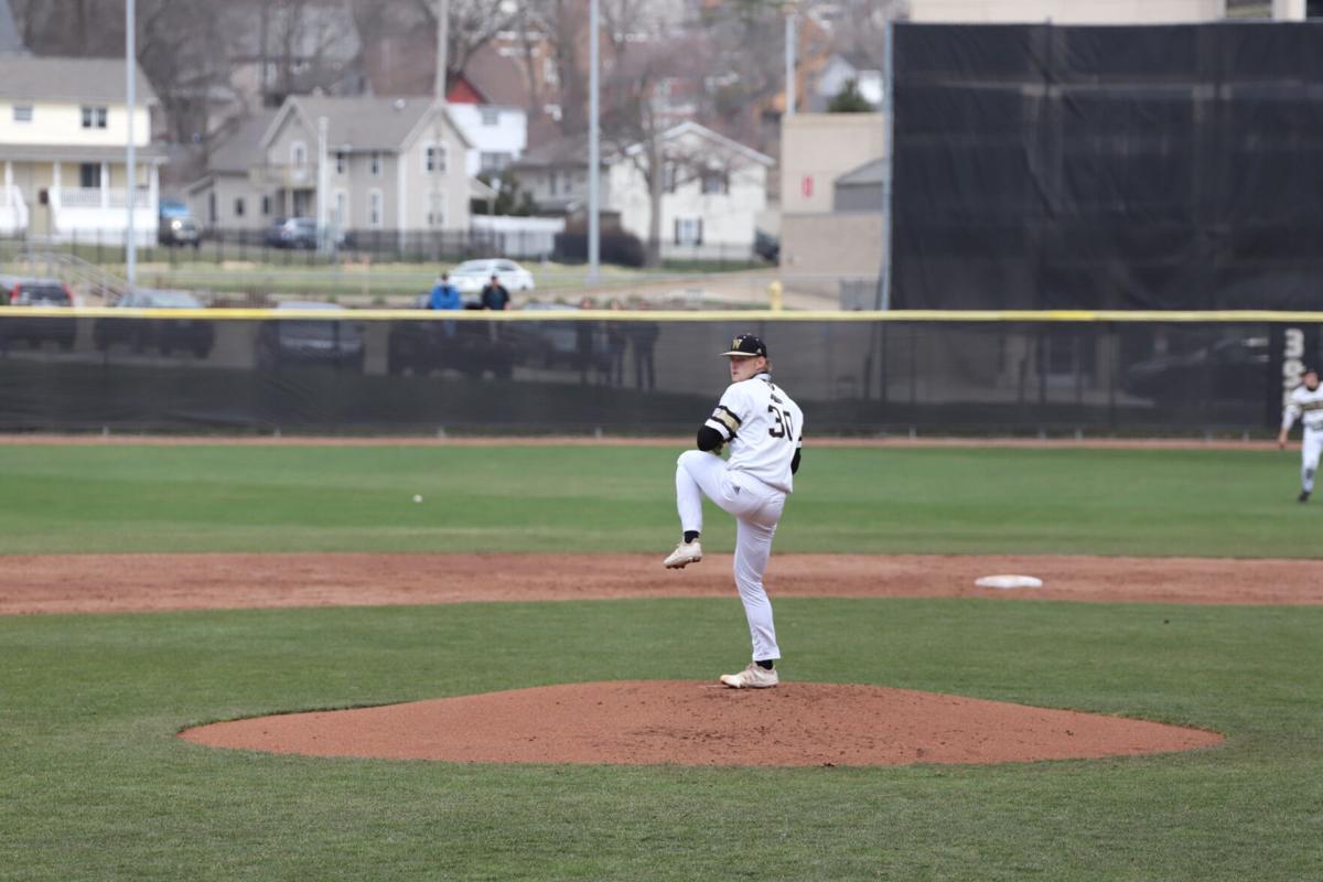 WMU Baseball Brady Miller