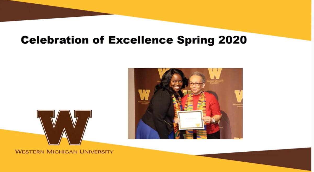 Celebration of Excellence Spring 2020