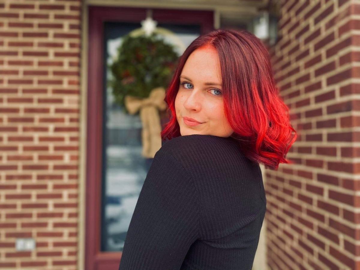 Senior Allison Pouliot