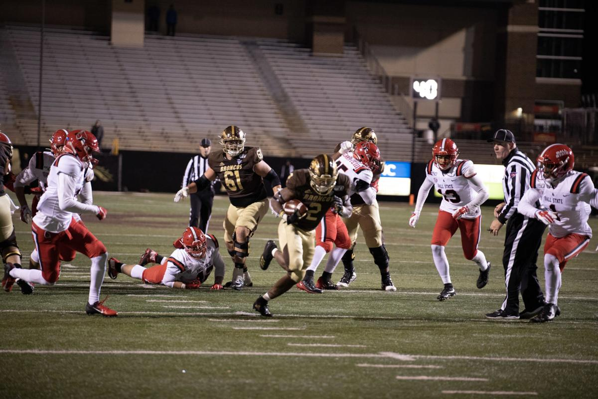 Around the MAC, week seven; Western Michigan and Miami (OH) reign supreme in first week of MACtion