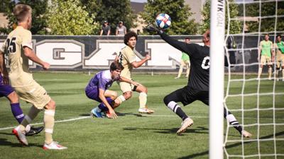 Men's soccer stuns MSU on the road in historic fashion