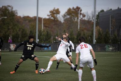 Men's soccer battles SIUE to a draw in regular season finale