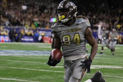 Corey Davis is projected to be picked within the first 20 picks of the NFL Draft.