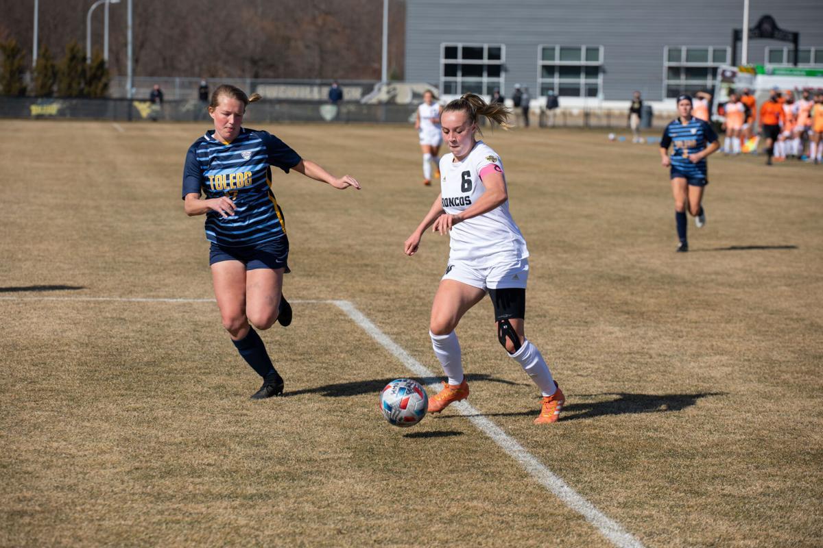 WMU Women's Soccer Morgan Otteson