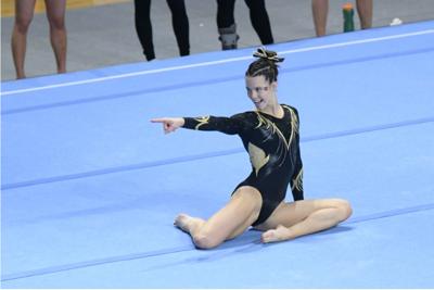 WMU Gymnastics Payton Murphy