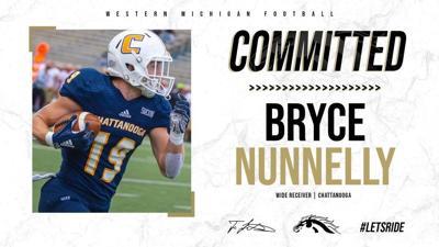 WMU Football Bryce Nunnelly