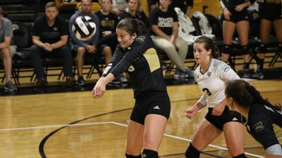 Volleyball drops two matches in final tournament before conference play