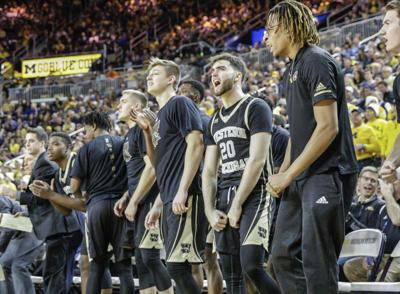 Brandon Johnson's return energizes men's basketball for bounce back season
