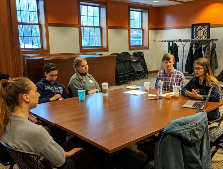 Refugee Outreach Collective connects students with refugees