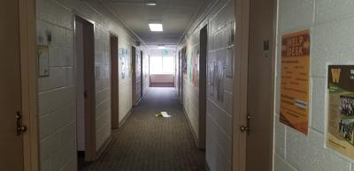 """New """"express checkout"""" method for students leaving WMU residence halls amid closures"""