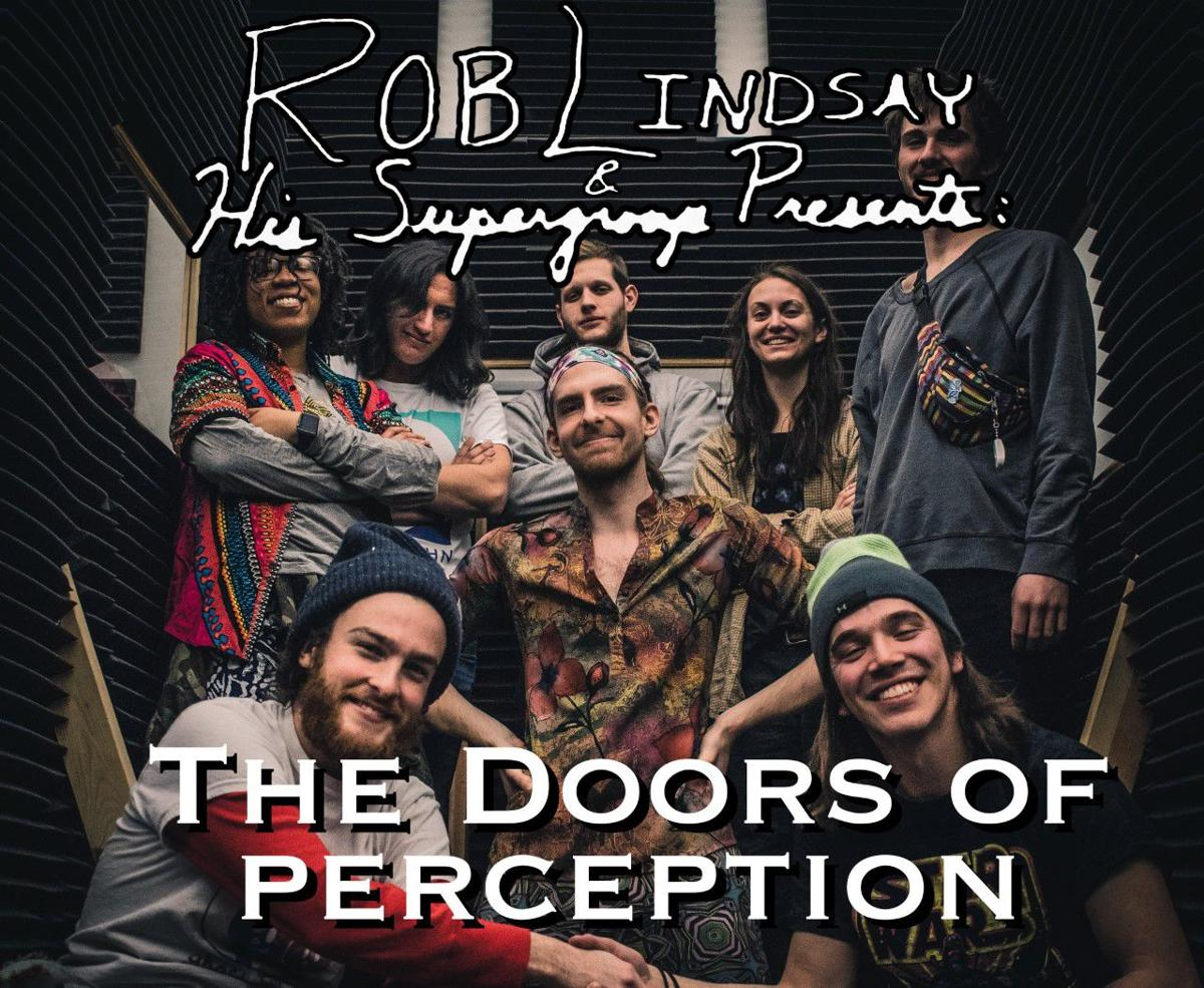 Rob Lindsay and his Supergroup