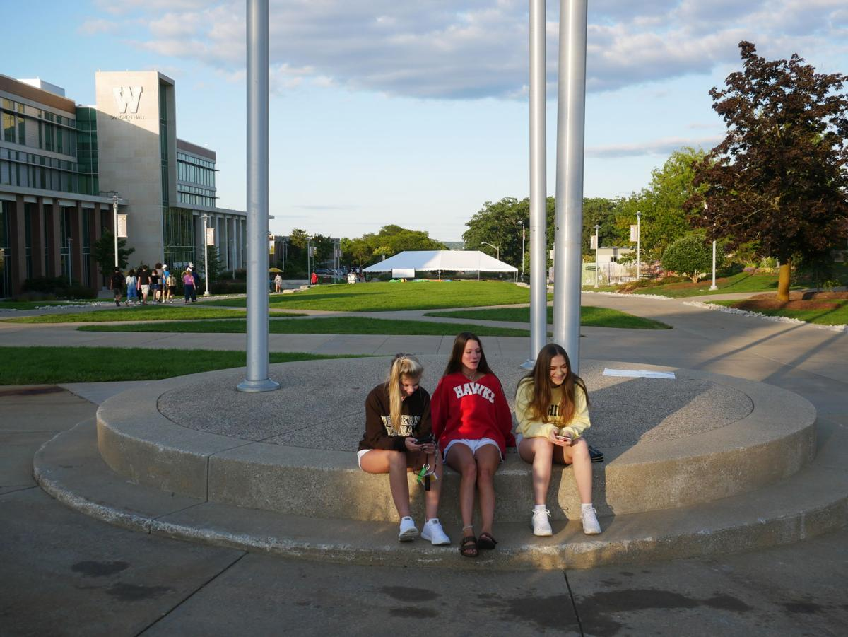 New semester brings Fall Welcome activies and events
