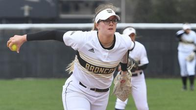 Reily Galloway WMU softball