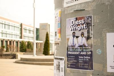 DJess Wright Campaign Flyer
