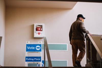 election day bernhard center
