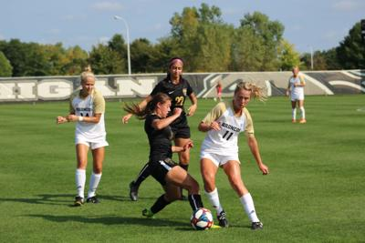 Women's soccer takes care of business against CMU