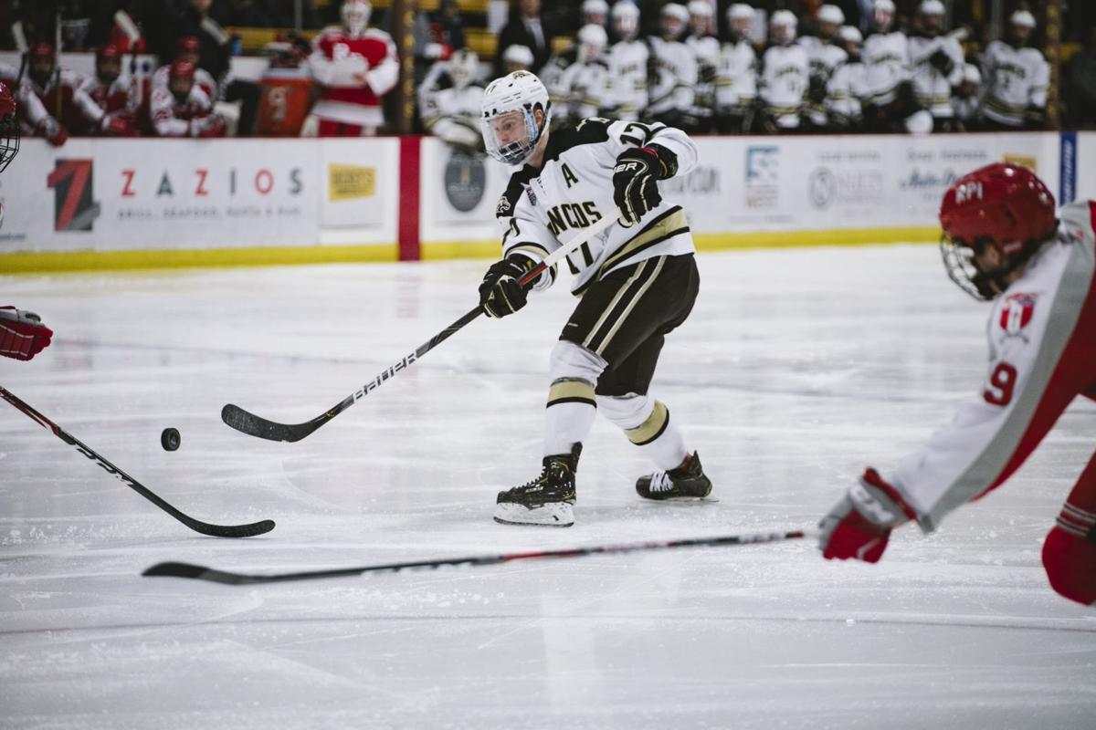 WMU Hockey RPI