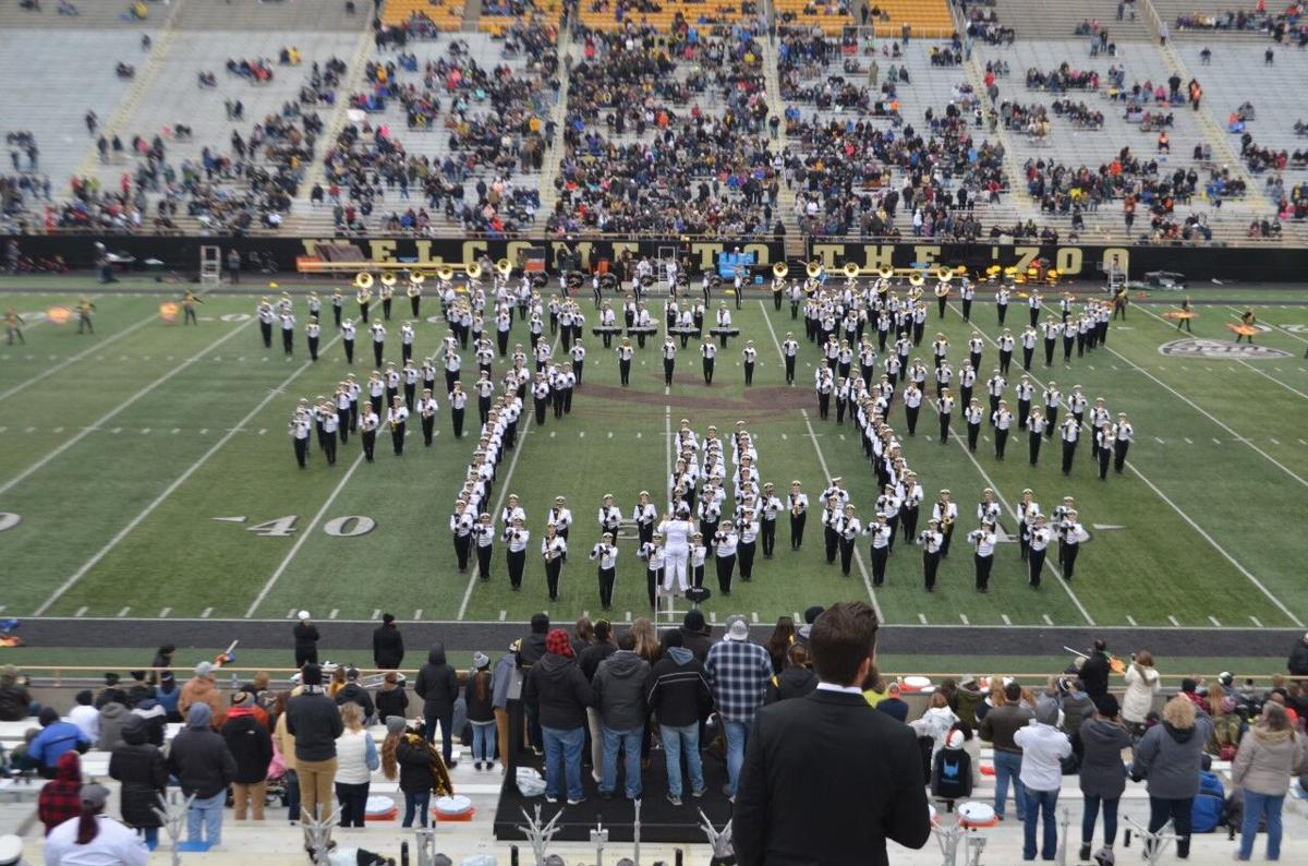 Bronco Marching Band