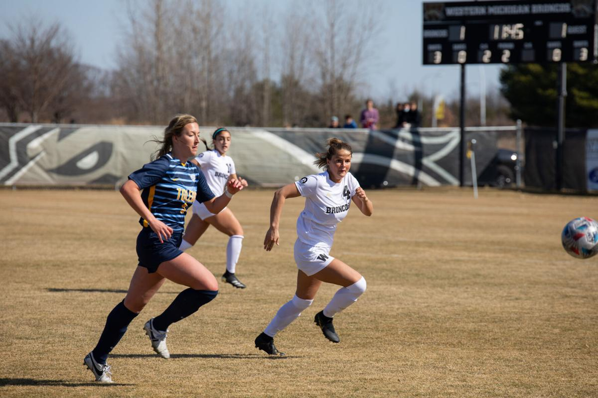 WMU Women's Soccer Emily Dahl