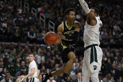 Former Mr. Michigan goes for career-high to help Michigan State cruise past WMU