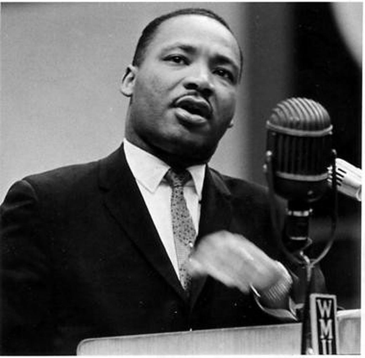 WMU brings its fourth annual MLK Day Teach-In to the Bernhard Center West Ballroom on Monday, Jan. 20.