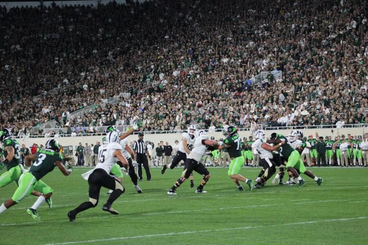 Takeaways from game against Michigan State
