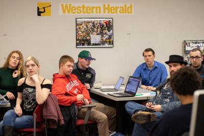 Western Herald Pitch Meeting