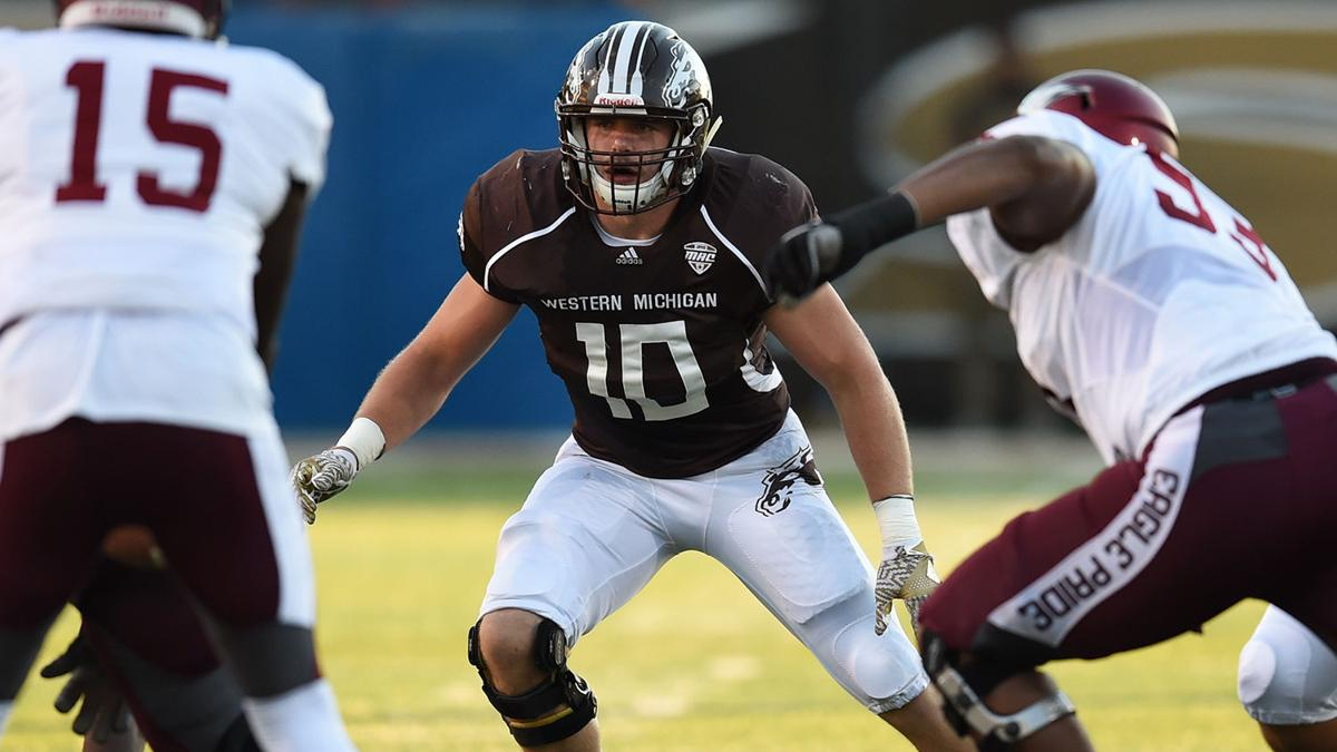 Steelers sign former WMU linebacker Robert Spillane to practice squad | Sports | westernherald.com