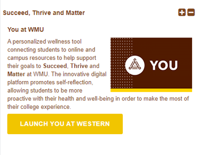 YOU at Western: Engaging with the wellness platform