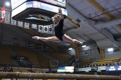 WMU Gymnastics Amelia Mohler