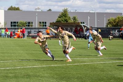 Men's soccer enters national poll during final week of regular season