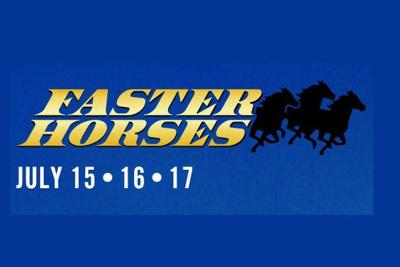 Faster Horses ride into town
