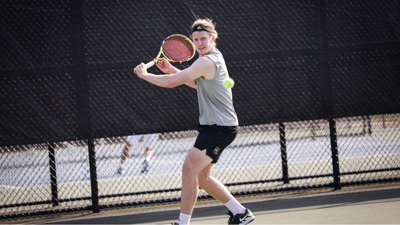 WMU Men's Tennis Jannik Opitz