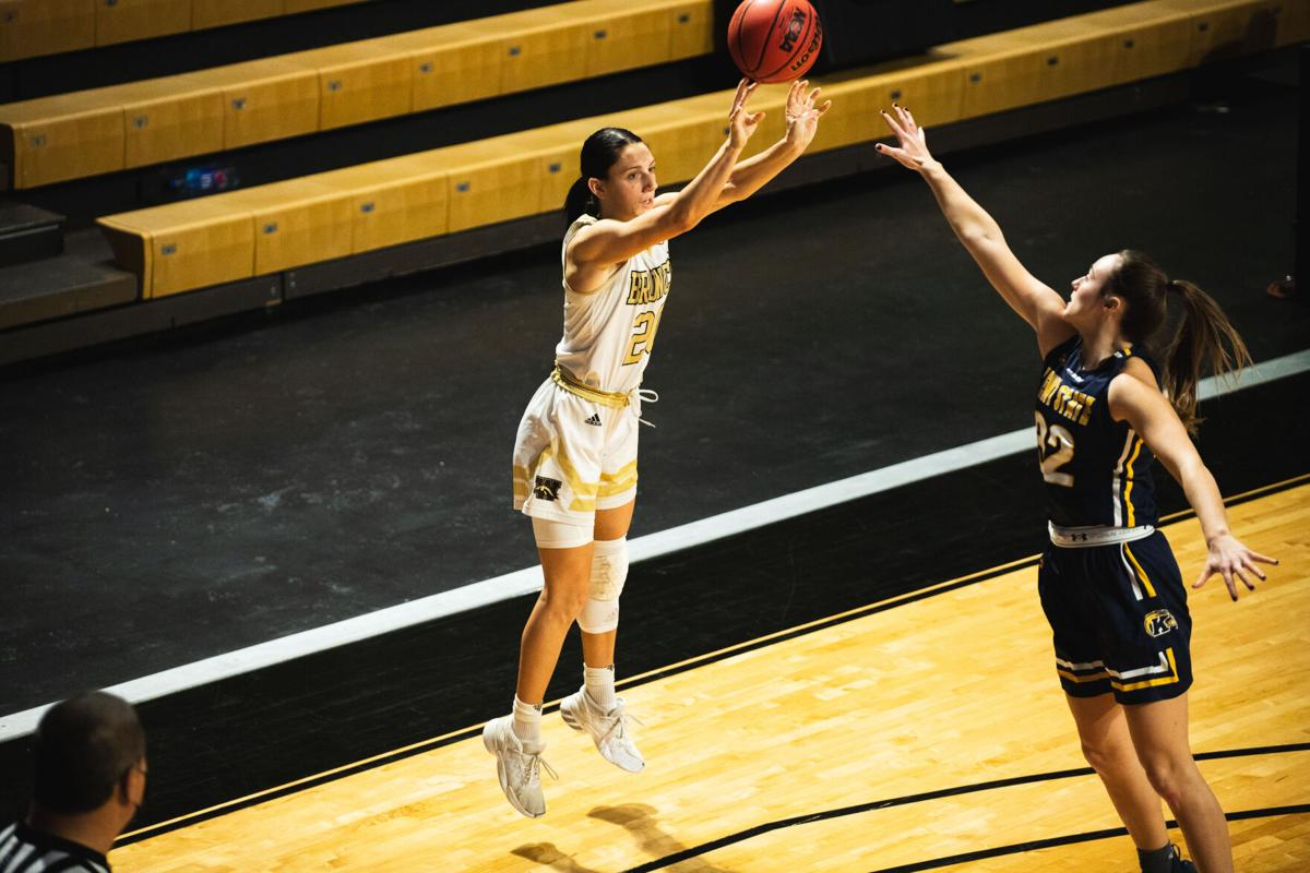 WMU Women's Basketball Sydney Shafer