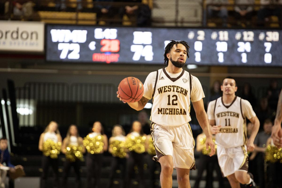 WMU men's basketball Michael Flowers