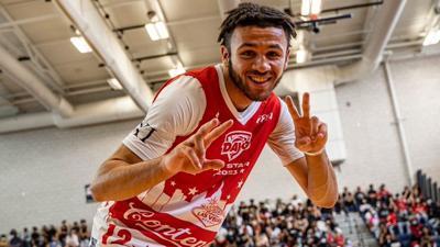 WMU Men's Basketball Cam Kimble Recruit