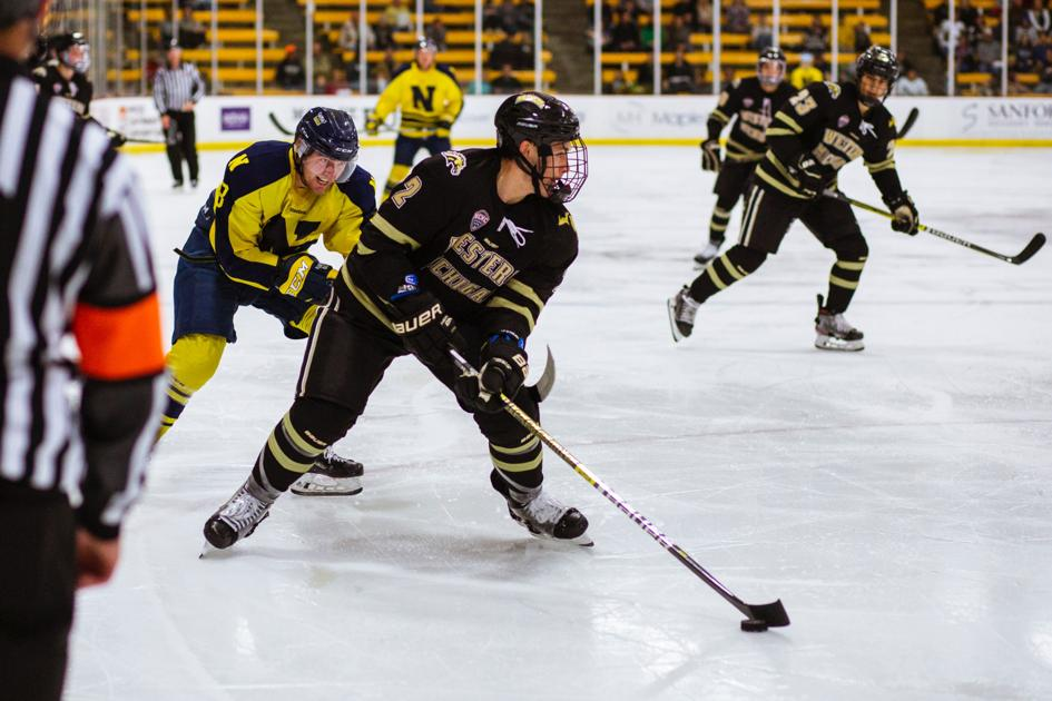 Hockey enters first home and home series against Bowling Green