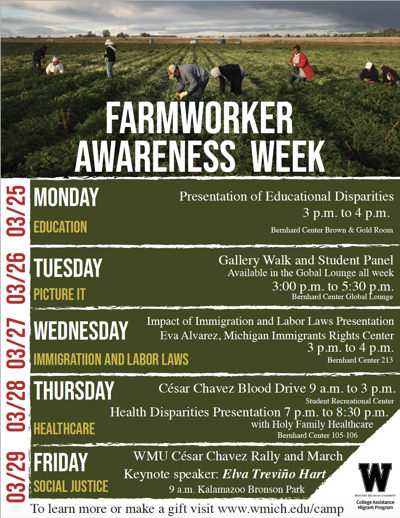 Farmworker Awareness Week 2019