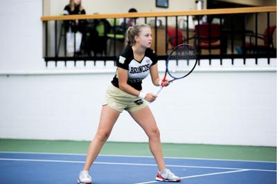 WMU women's tennis