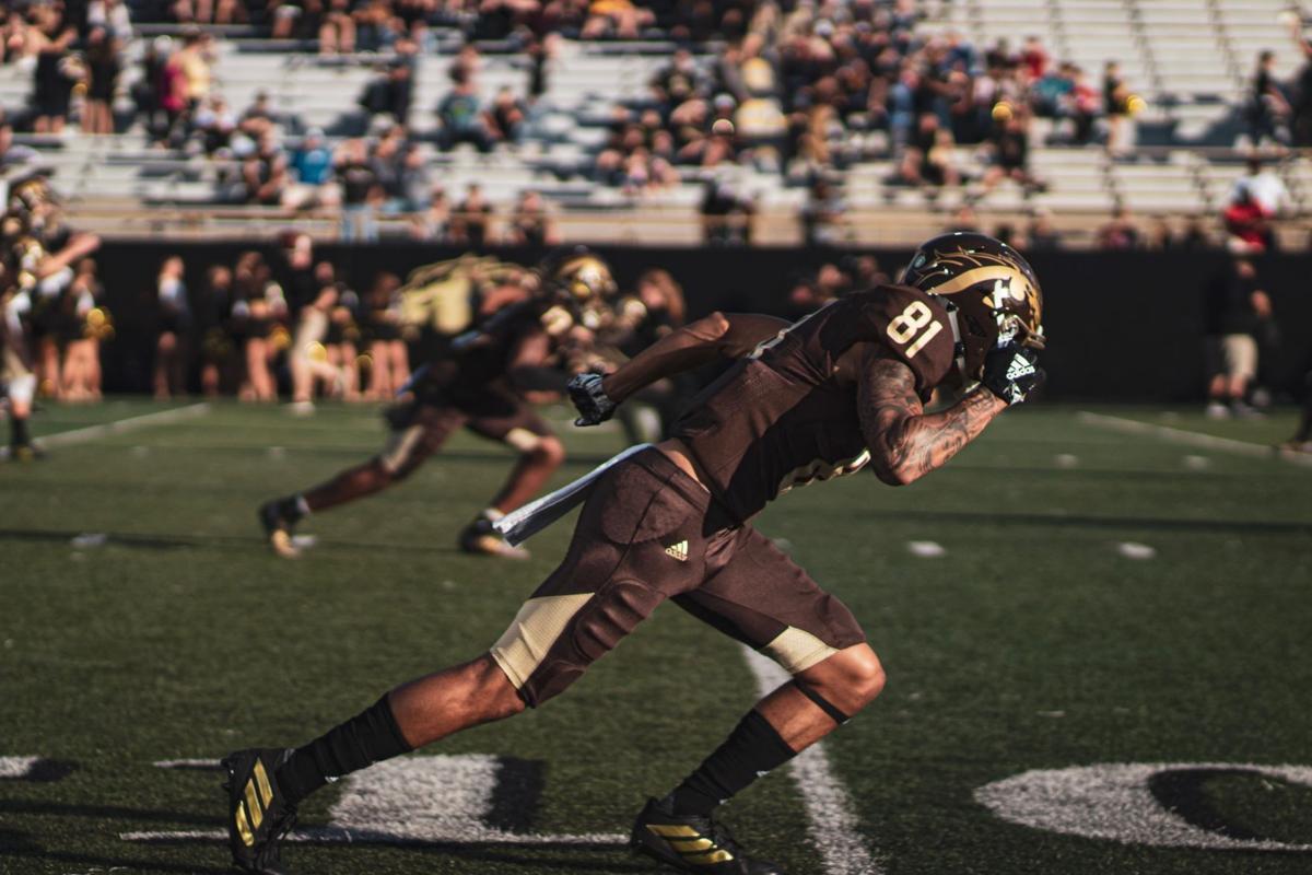 Trio of freshmen find a role in the Bronco offense
