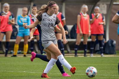 WMU Women's Soccer Mary Dziuba