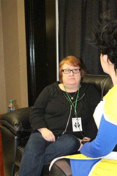 Voice of Naruto, Maile Flanagan speaks about her career as a famous actress