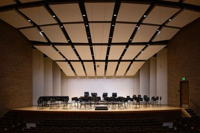 Dalton Recital Hall