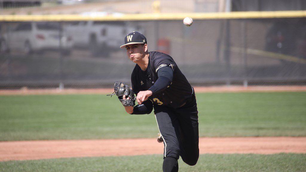 Chris Modrzynski, WMU baseball