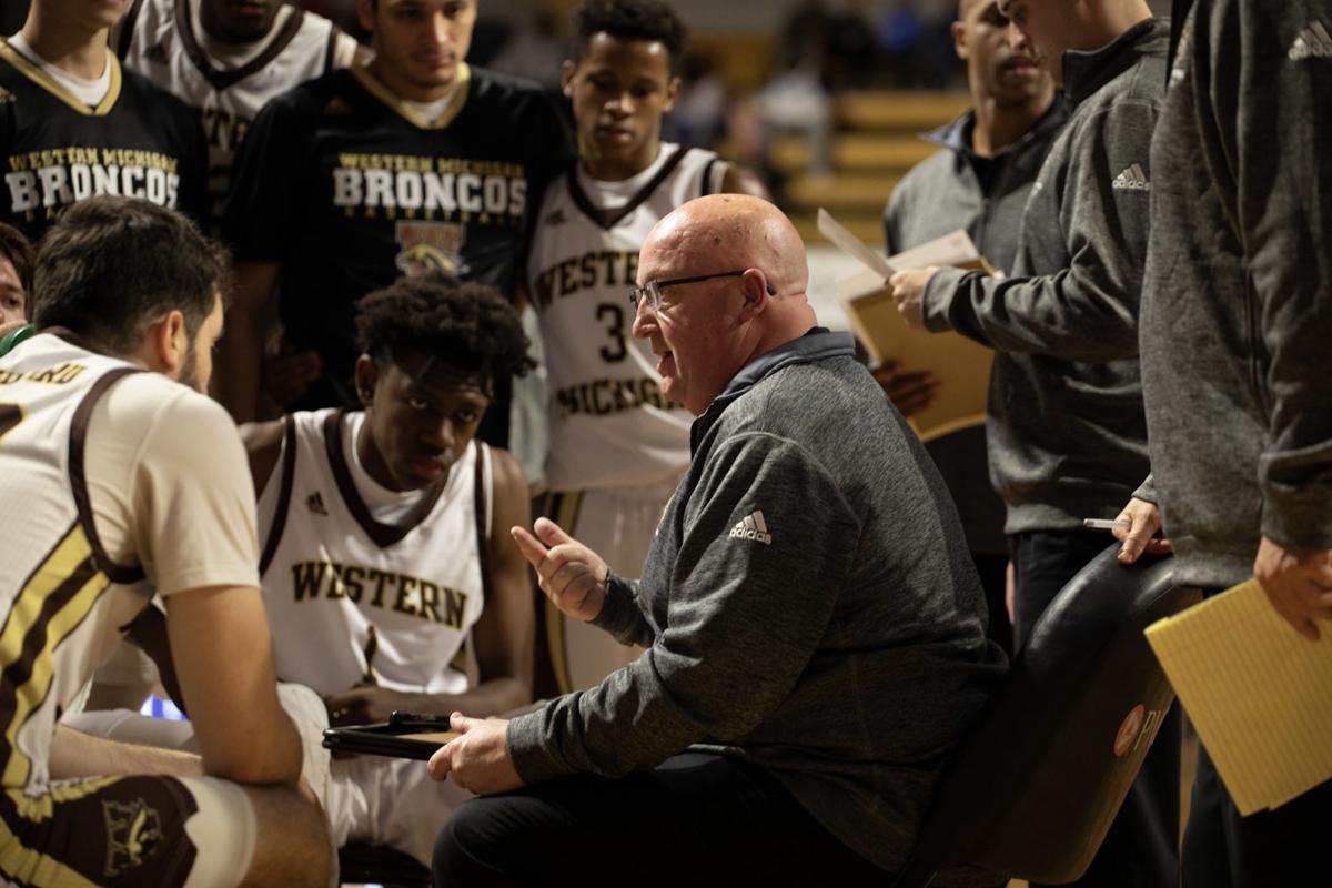 Steve Hawkins enters his 17th season as head coach of Western Michigan men's basketball