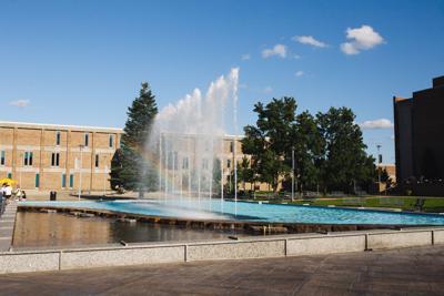 Miller Fountain