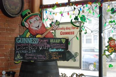 St. Patrick's Day in Kalamazoo