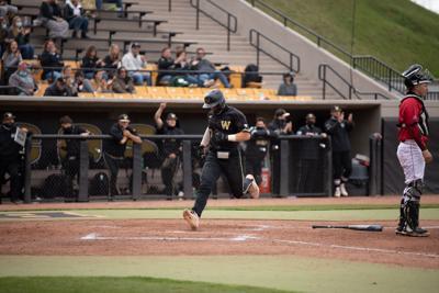WMU Baseball Connor Charping